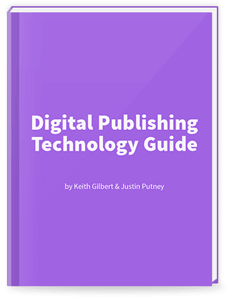 cover for digital publishing guide