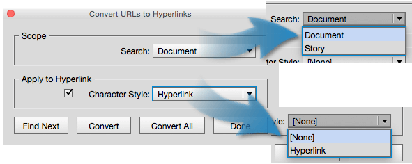 Adding Hyperlinks in InDesign — Becoming a Digital