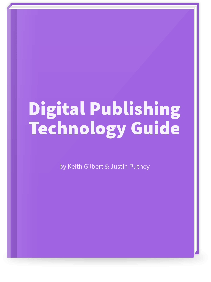 digital publishing technology guide cover