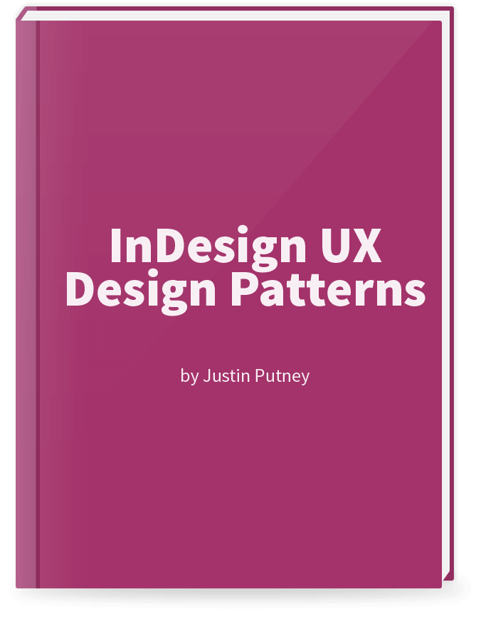 indesign ux design patterns guide cover